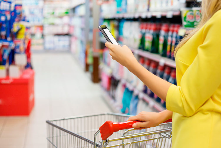 Make your Shopping Easier with Grocery Apps