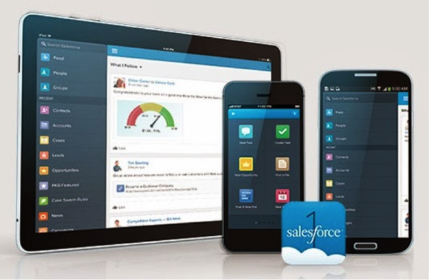 Mobile Apps for Sales Force