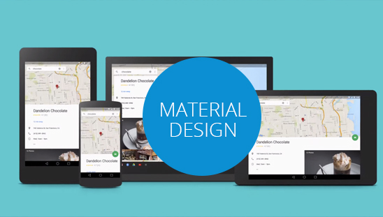 Material Design Simplifies the Android App Design Process