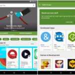 Try your New Android Apps on Google's Early Access Program