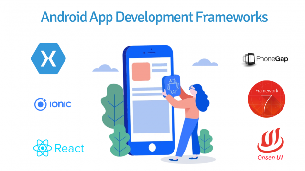 Top 6 Android App Development Frameworks To Watch In 2020