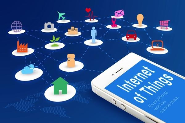android apps and iot