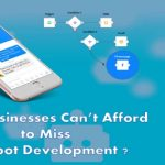 Why Enterprises can't afford to Miss Chatbot Development Service