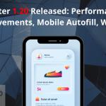 Flutter 1.20 Released