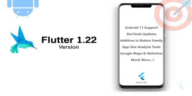 Flutter 1.22 Version