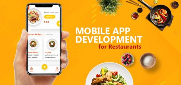 Why choose restaurant app development in 2021 for Food Business