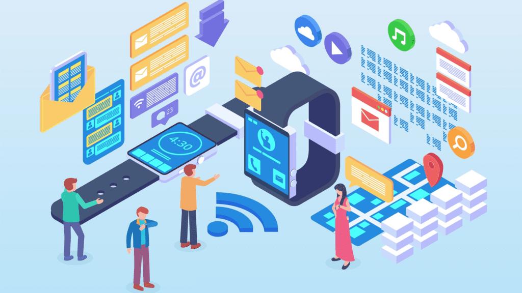 Wearable App Development Trends to Witness